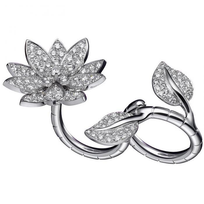 Inel Lotus Luxury 1
