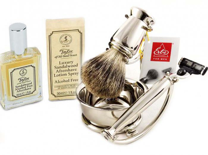 Set Barbierit Luxury Erbe - Best Badger Shaving - Made in Germany 1