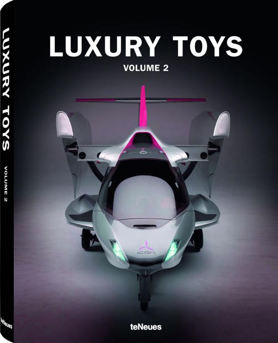 Luxury Toys: Vol. II - Carte de Lux 0