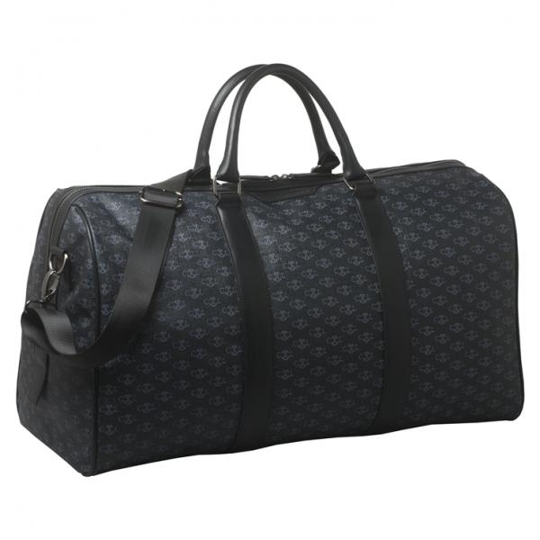 Luxury Travel Bag Christian Lacroix si Curea piele naturala - personalizabil-big