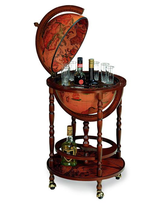 Luxury Bar Globe Minerva - Classic by Zoffoli, made in Italy 0