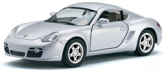 """Macheta """"Masina metalica Porsche Cayman S"""" 1:32 0"""
