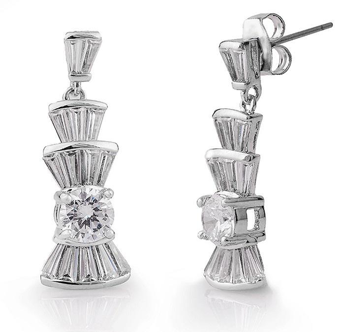 Marquise Cluster Set Colier, Cercei si Bratara Diamonds 1