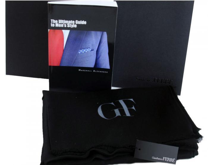 Men's Style Guide & Gianfranco Ferre 2