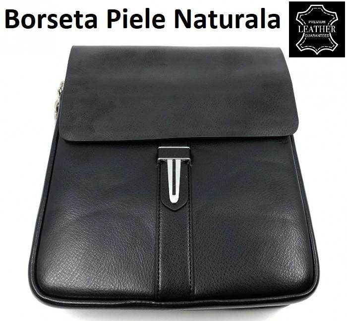 Modern Borseta piele naturala - personalizabila 0