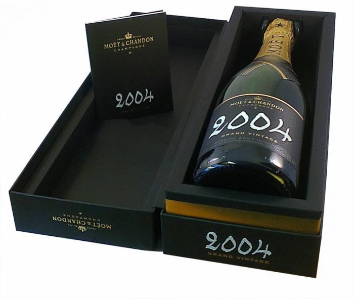 Moet & Chandon Grand Vintage 2004-big