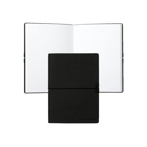 Set Nero Uno Red Gold Rollerball Pen Montegrappa si Note Pad Hugo Boss 4