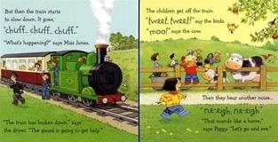 Noisy Train Book [2]
