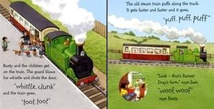 Noisy Train Book [1]