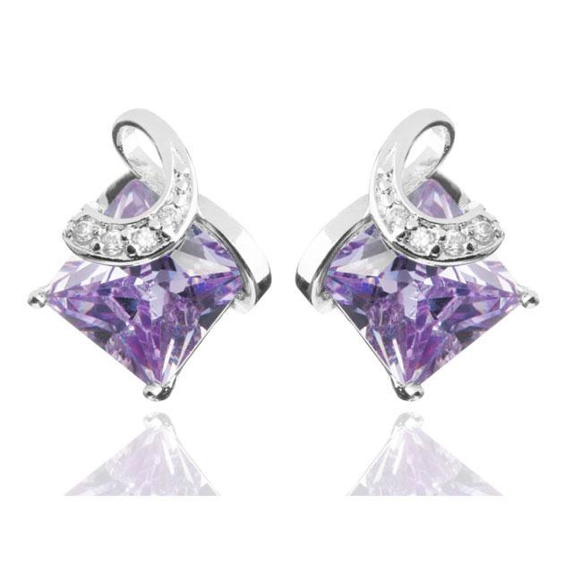 Cercei Borealy Sapphire Purple Princess 0