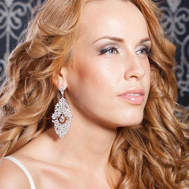 Cercei Borealy Diamonds Chandelier Oriental [5]
