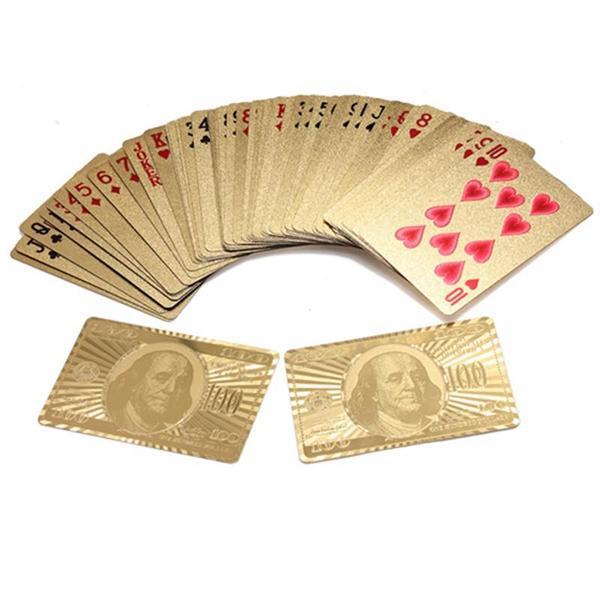 Paco Rabanne 1 Million 100 ml & Carti de joc Gold 3
