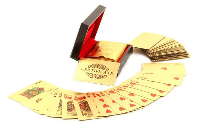 Paco Rabanne 1 Million 100 ml & Carti de joc Gold 2