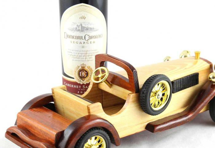 Cadou Regal Car & Wine-big
