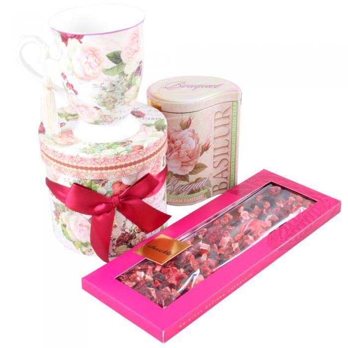 Pink Fantasy with Basilur & ChocoMe-big