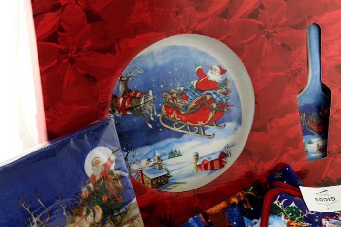 Platou Moş Crăciun-big