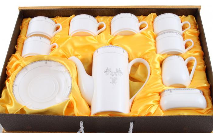 Porcelain Tea Set & Little Books of Tips-big