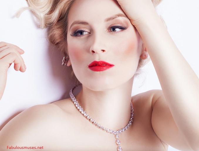 Precious Diamonds Colier by Borealy 1