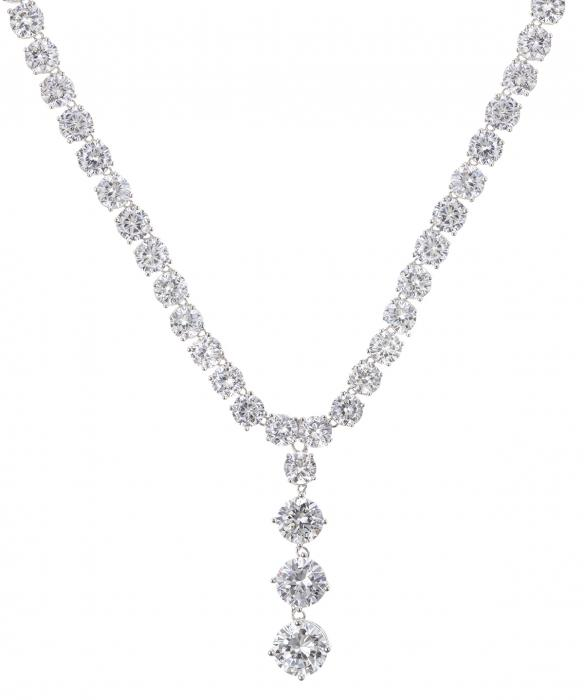 Precious Diamonds Colier by Borealy 0