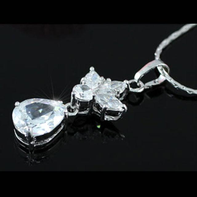Colier Borealy Diamonds Princess White 2