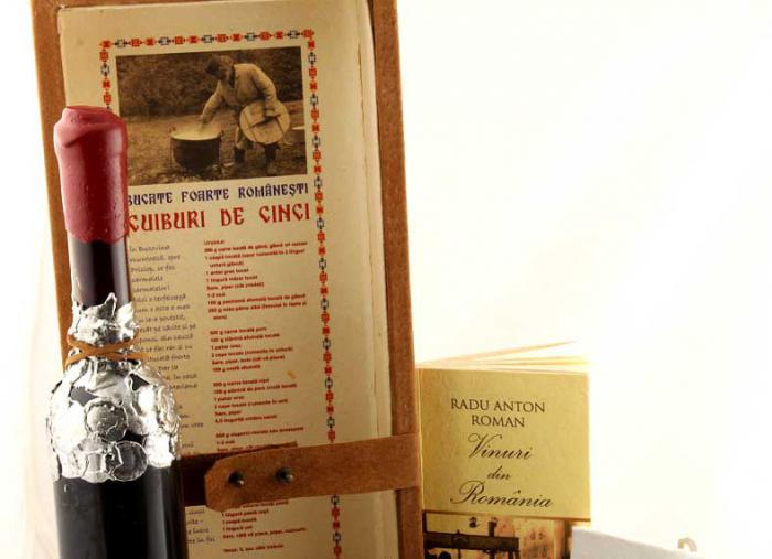 Cadou Vinuri din România Traditional-big