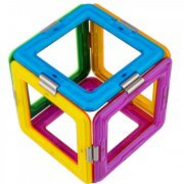 Rezerve Magnetice Magspace 10 Piese Square Set [1]