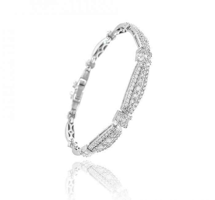 Set Borealy Diamonds Colier si Bratara Ricci 3