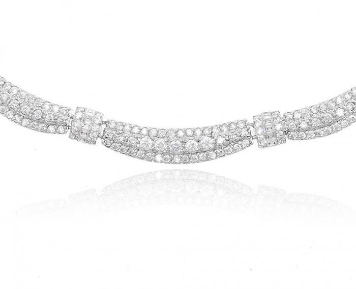 Set Borealy Diamonds Colier si Bratara Ricci 1