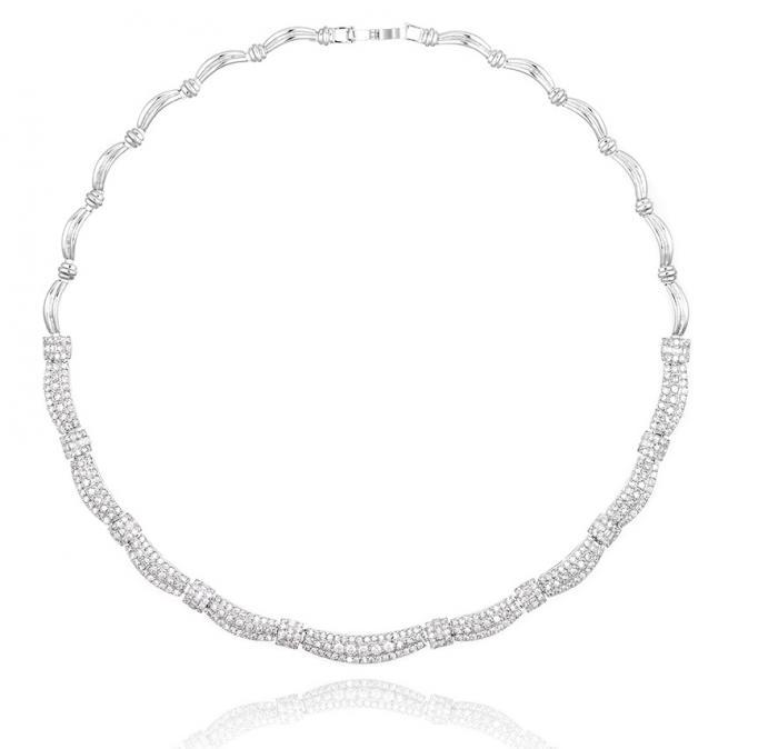 Set Borealy Diamonds Colier si Bratara Ricci 2
