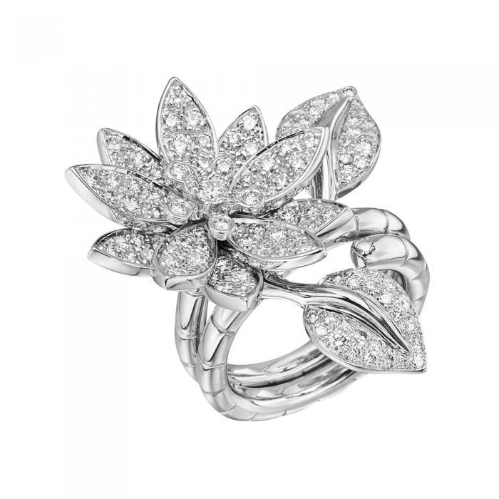 Inel Lotus Luxury 0