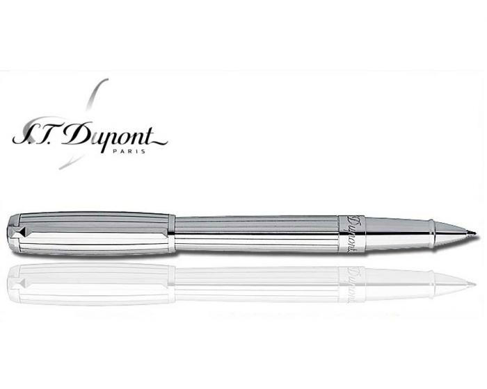 Roller S.T. Dupont Elysee Goldsmith Palladium-big