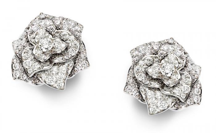 Cercei Luxury Rosa Borealy-big