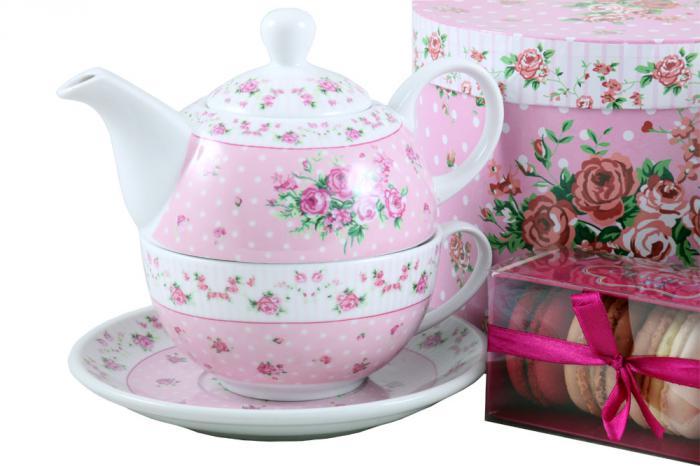 Roses Bouquet Fantasy Tea 3