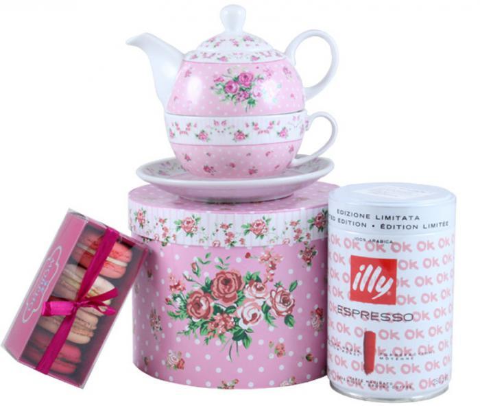Roses Bouquet Fantasy Tea 2