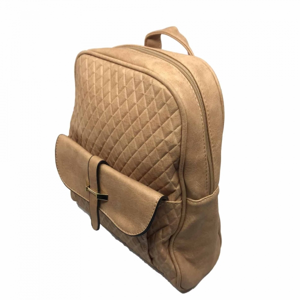 Rucsac dama Borealy, Classy Touch, din piele ecologica 2