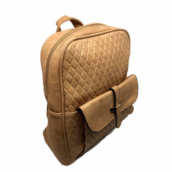 Rucsac dama Borealy, Classy Touch, din piele ecologica 1