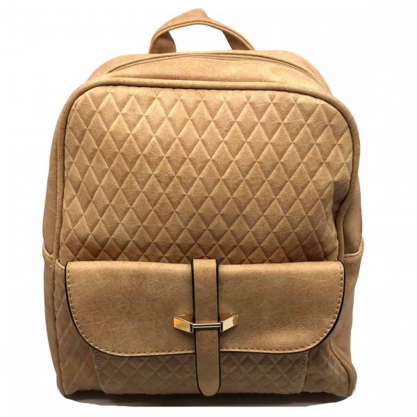 Rucsac dama Borealy, Classy Touch, din piele ecologica 0