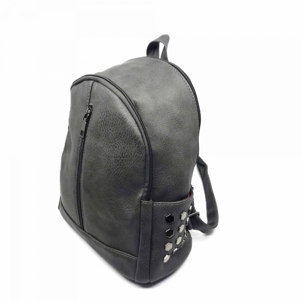 Rucsac dama Borealy, Just In Style, din piele ecologica 2