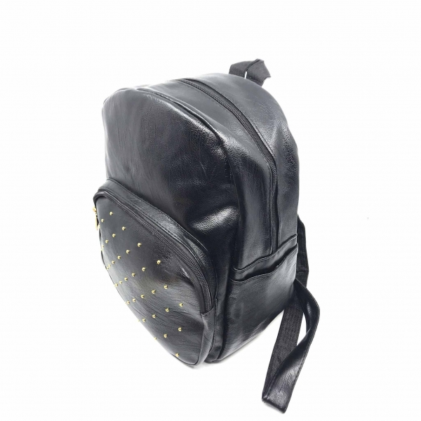 Rucsac dama Borealy, Timeless Style, din piele ecologica 2