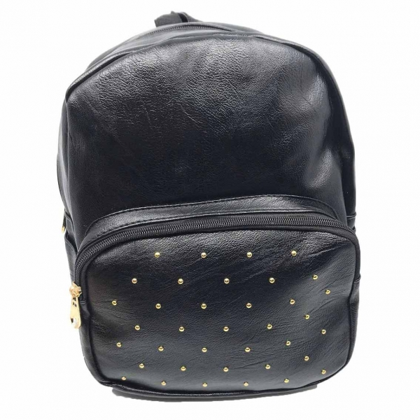 Rucsac dama Borealy, Timeless Style, din piele ecologica 0