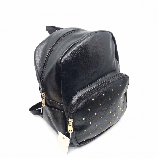 Rucsac dama Borealy, Timeless Style, din piele ecologica 1