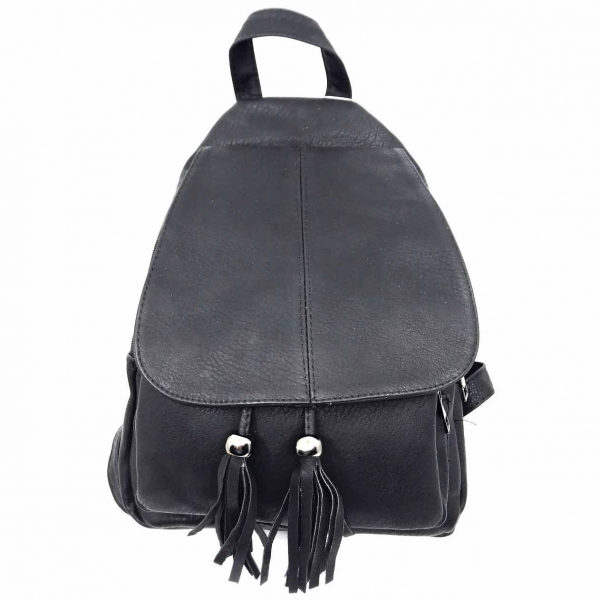 Rucsac dama Borealy, Workday Hero, din piele ecologica 0
