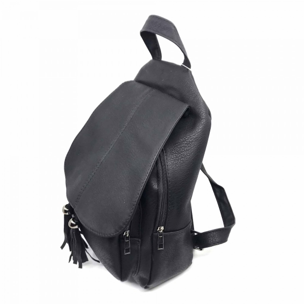 Rucsac dama Borealy, Workday Hero, din piele ecologica 2