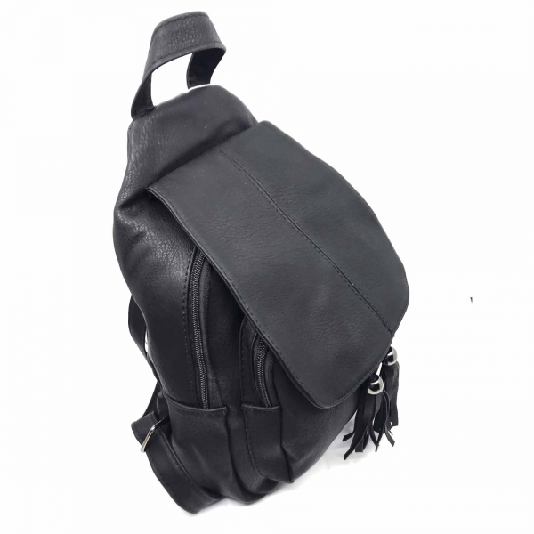 Rucsac dama Borealy, Workday Hero, din piele ecologica 1