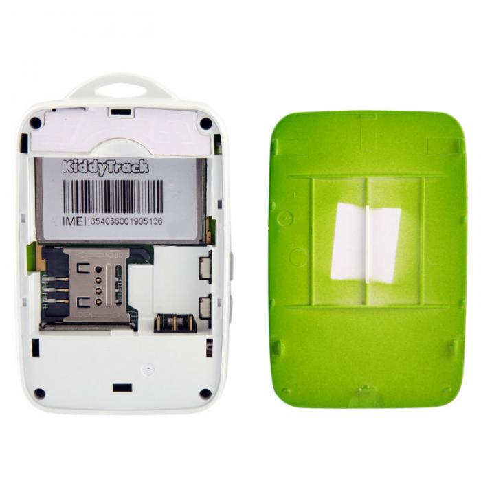 Borealy Green Locator - Localizator Copii prin GPS-big