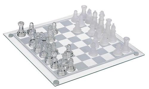Glass Chess - XL - 40 x 40 cm [1]