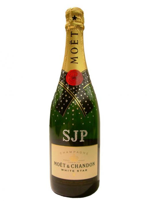 Sticla Personalizata de Sampanie Moet & Chandon 2