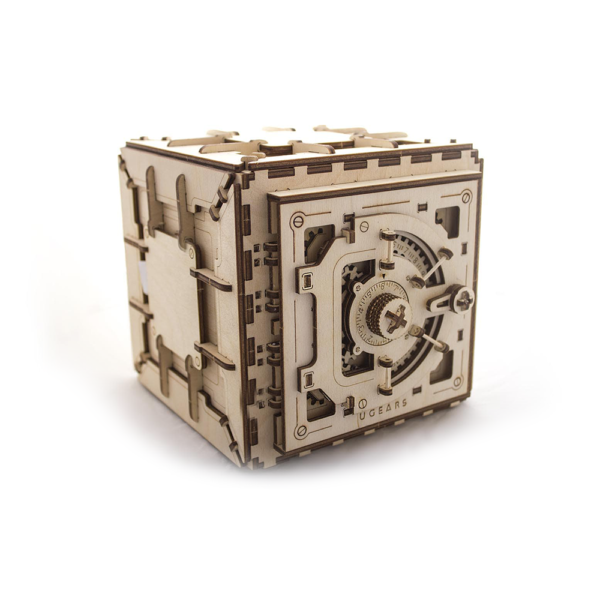 Seif Puzzle 3D Mecanic-big