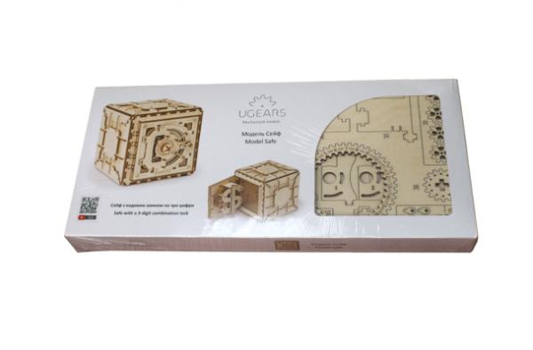 Seif Puzzle 3D Mecanic 2