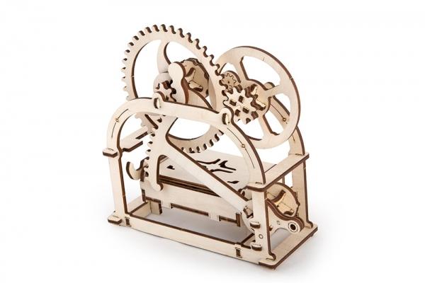Caseta pentru accesorii birou Puzzle 3D Mecanic 3